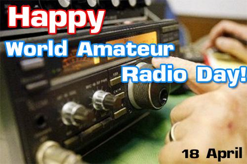 world-amateur-radio-day