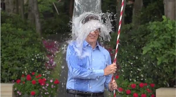 Ice Bucket Challenge 2