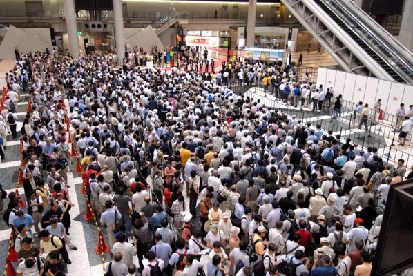 งาน JARL Ham Fair 2014 งานวิทยุสมัครเล่นระดับโลกที่ญี่ปุ่น วันที่ 23-24 สิงหาคม