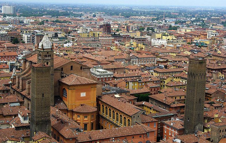 แบกเป้ไปชิมที่เมืองโบโลญญ่า อิตาลี