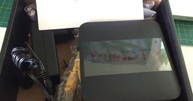 ลูกค้าทรูออนไลน์ รับกล่อง True id TV ฟรี จัดส่งฟรีทันทีจำนวนจำกัด